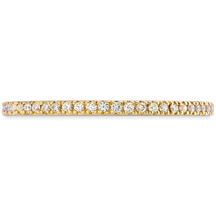 0.23 ctw. HOF Classic Eternity Band in 18K Yellow Gold