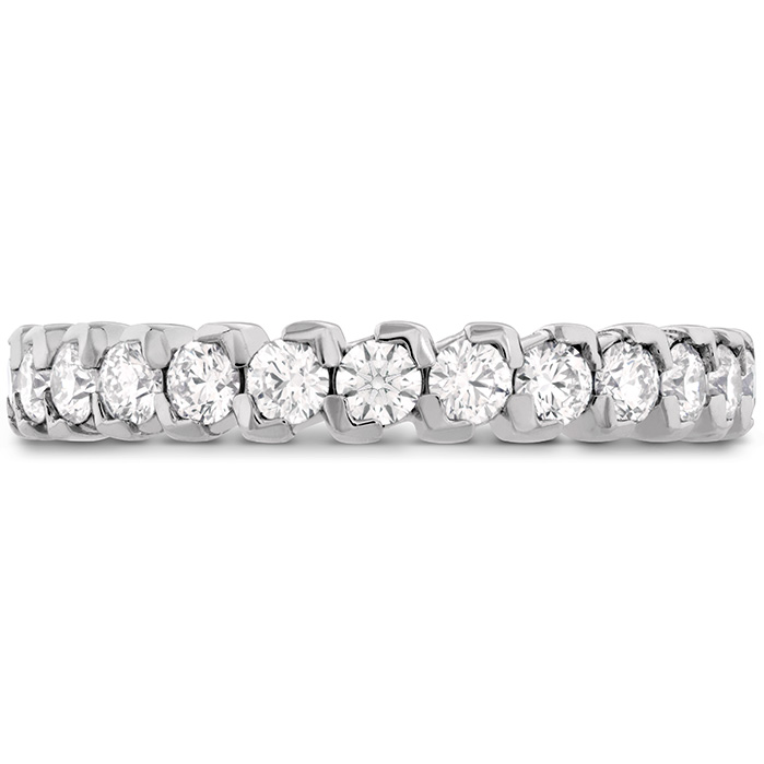 0.65 ctw. HOF Pointed Diamond Band in 18K White Gold