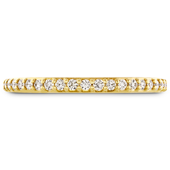 0.19 ctw. Behati Say It Your Way Matching Band in 18K Yellow Gold