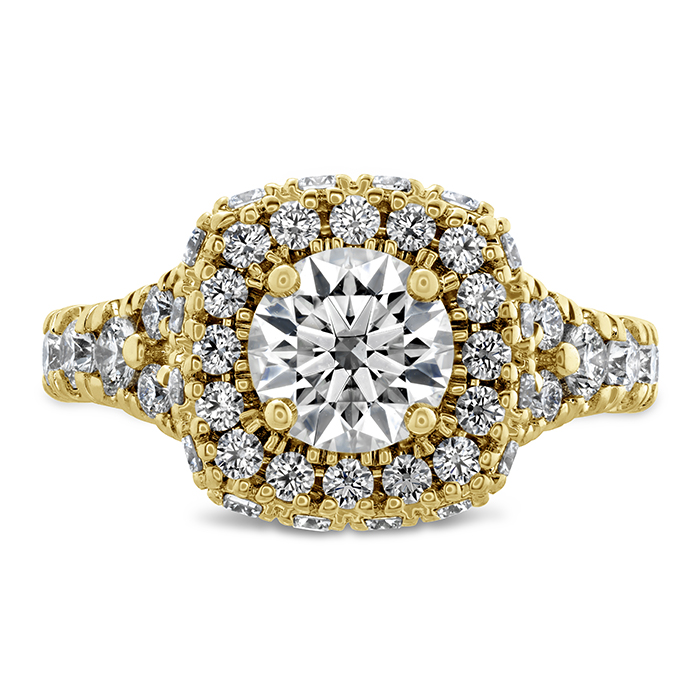 1.65 ctw. Luxe Acclaim Diamond Ring in 18K Yellow Gold