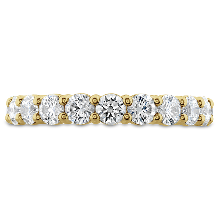 0.5 ctw. Signature 11 Stone Band in 18K Yellow Gold