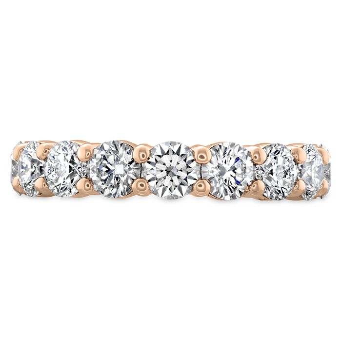2 ctw. Signature 9 Stone Band in 18K Rose Gold