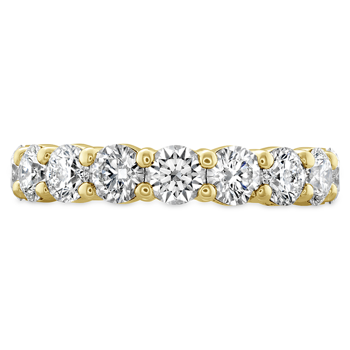1.25 ctw. Signature 9 Stone Band in 18K Yellow Gold